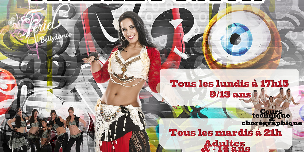 COURS D ESSAI TRIBAL FUSION  RENTREE  2021
