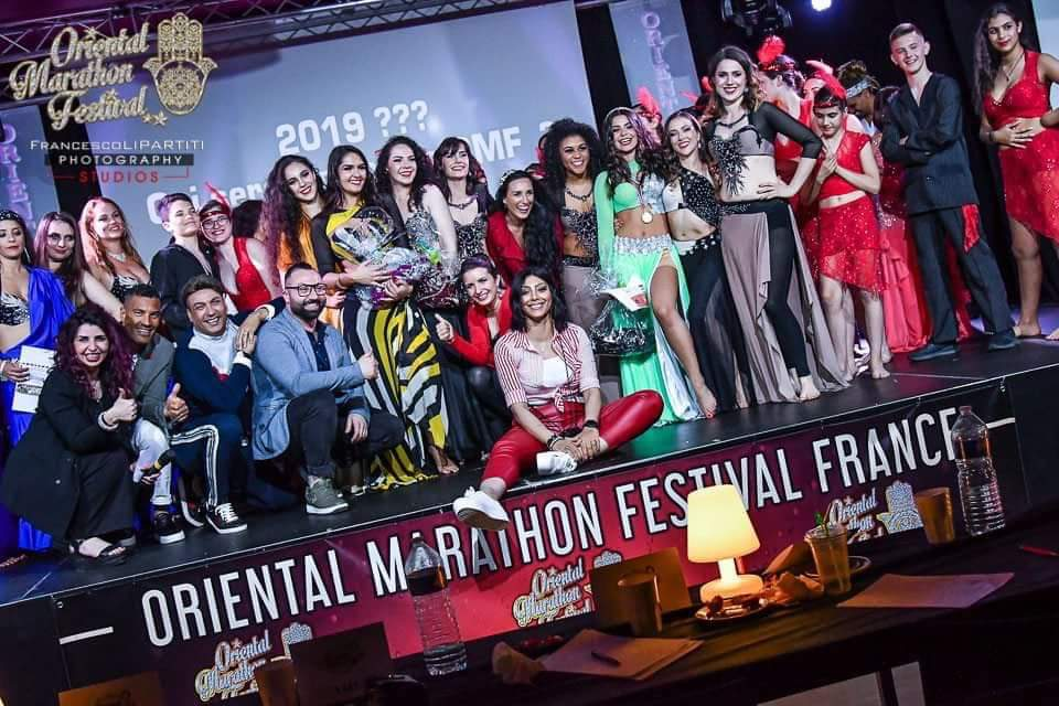 La Cie jawhara Nantes gagnante à OMF