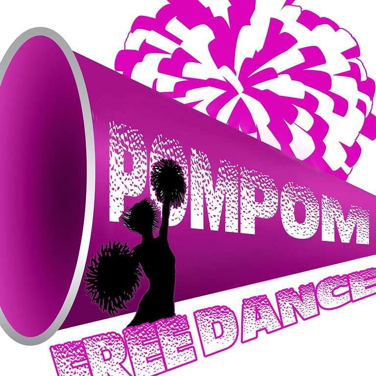 Pré inscription  POMPOM Free Dance avec Fériel les jeudis à 20h ou en stage