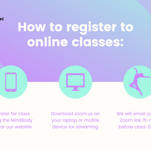 How To Register For Online Live Streaming & House Rules:
