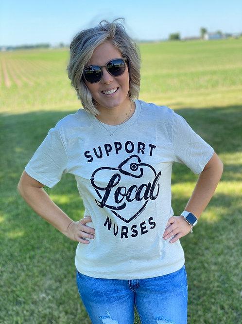 Support Local Nurses