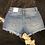 Thumbnail: Distressed Shorts