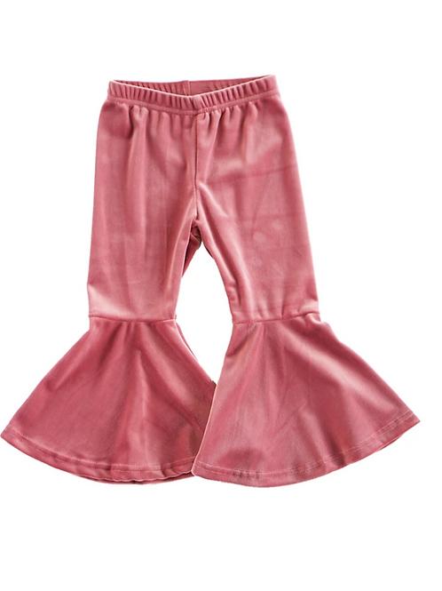 Pink Velvet Bells