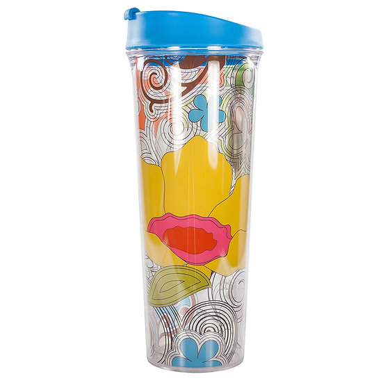 Copo de acrílico Drinkcup 700ml Delight