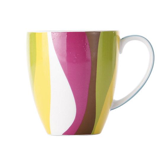 Caneca de porcelana Chubby Mug 540 ml Kiss