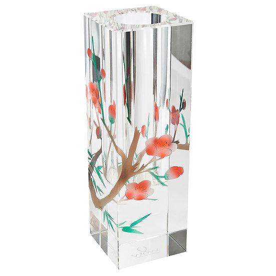 Vaso de vidro WoW 18,5 cm
