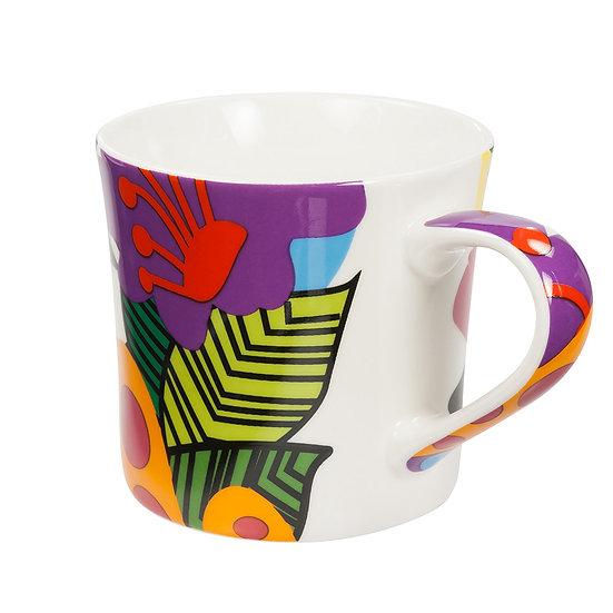 Caneca de porcelana Milk Mug 270ml Oasis