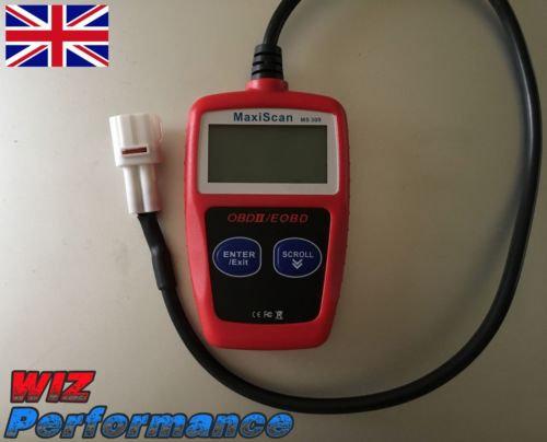 Yamaha 4-Pin Scan tool code reader OBD2