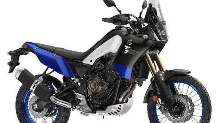 Yamaha Tenere 700 T7 ECU Flash
