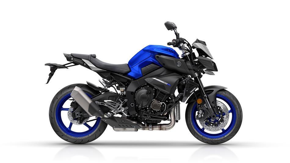 Yamaha MT10 / MT-10 SP  ECU Flash