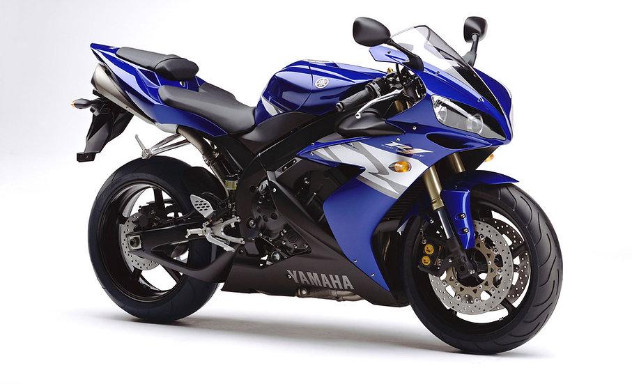 2006 - 2007 Yamaha R1 4c8 ECU Flash