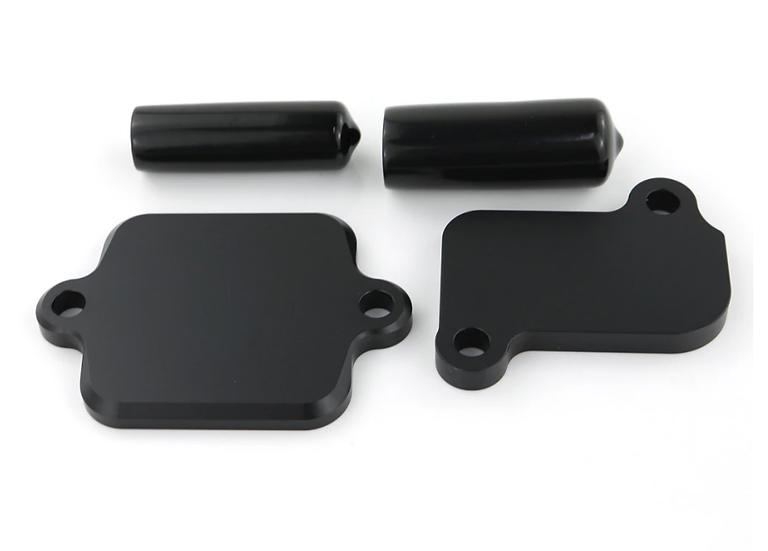 Yamaha AIS Block off plates MT09 XSR 900