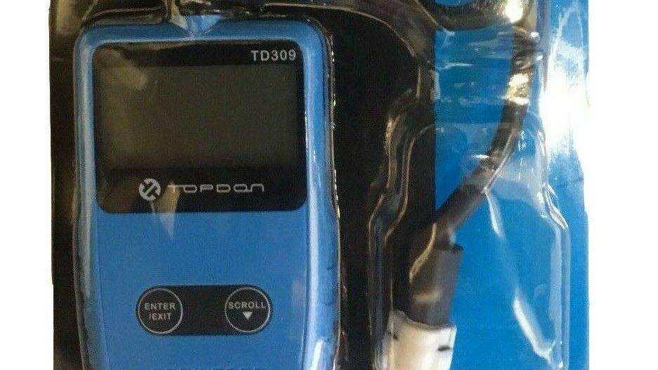Yamaha 3-pin Scan tool code reader OBD2