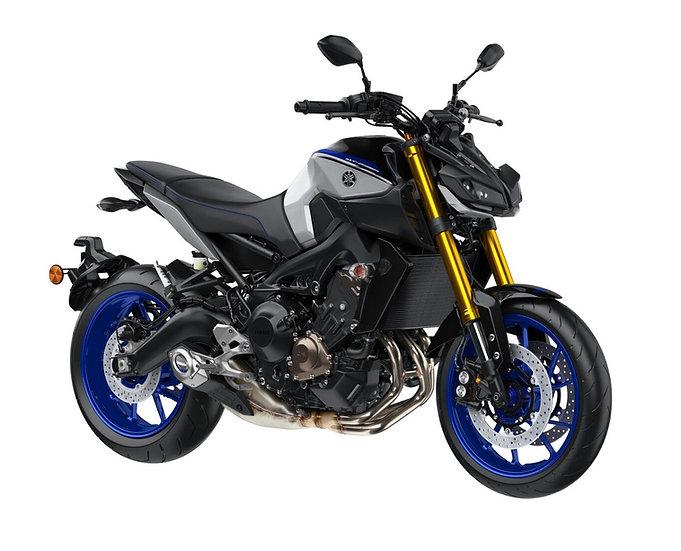 Yamaha MT09 2017 - ECU Flash