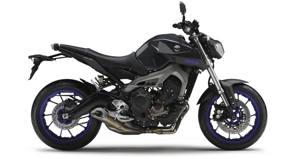 Yamaha MT09 2014 - 2016 ECU Flash