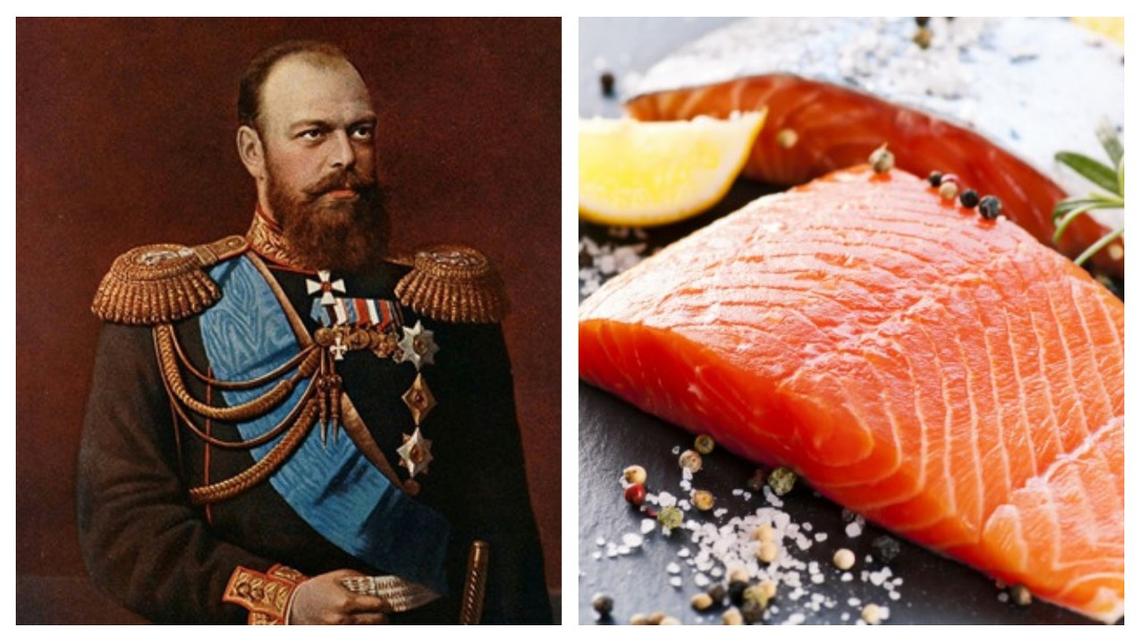 Когда русский царь удит рыбу...
