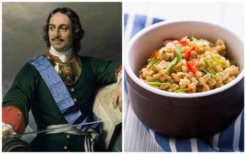 Окно – в Европу, а кухня - русская