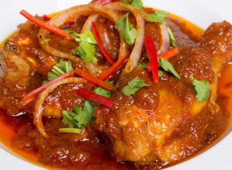 Resepi Ayam Masak Merah