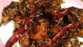 Resepi Ayam Black Pepper