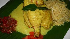Ayam Panggang Lemak Temasek