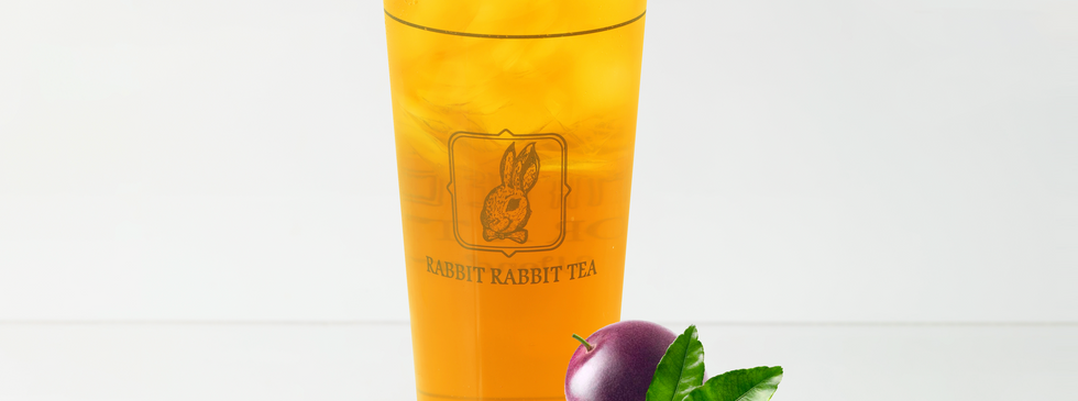 Rabbit Passion Fruit Green Tea