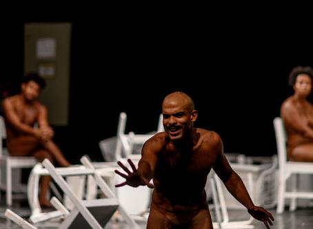 Nos palcos: isto é um negro?