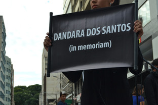 Eu em ti: os últimos momentos de Dandara dos Santos