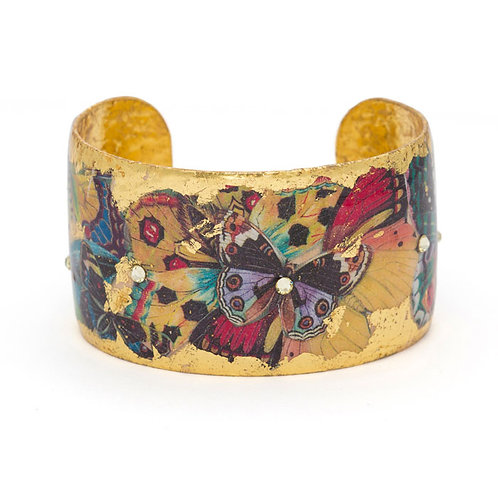 EVOCATEUR Borealis Butterfly Cuff
