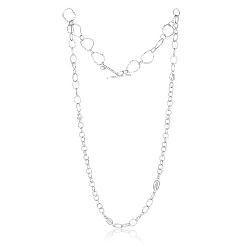 "LIKA BEHAR ""Stella"" Necklace STL-N-401-SIL-2"