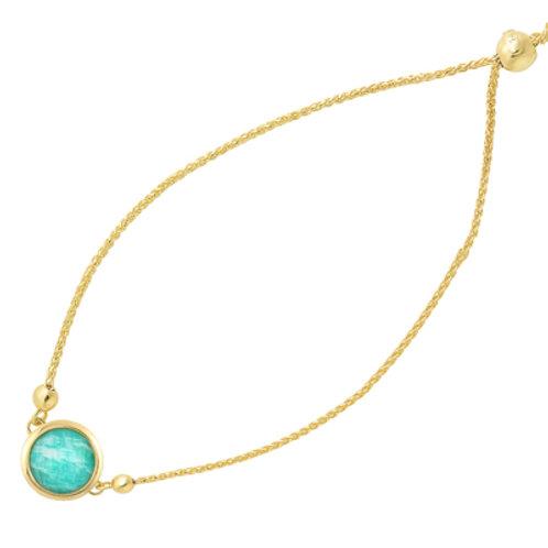DOVES Amazon Breeze Chain Bracelet, Adjustable