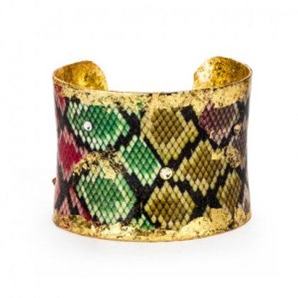 EVOCATEUR Python Multicolor Cuff