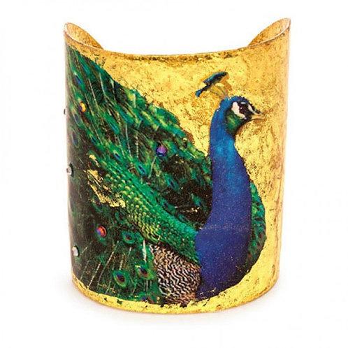 EVOCATEUR Peacock Cuff