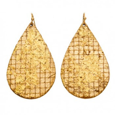 EVOCATEUR CopenhagenTeardrop Earrings