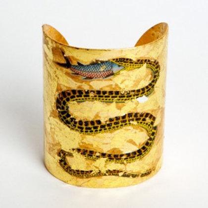 EVOCATEUR Snake Cuff