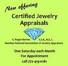 Jewelry Appraisal Stuart Florida
