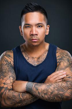 Tattoo Headshot