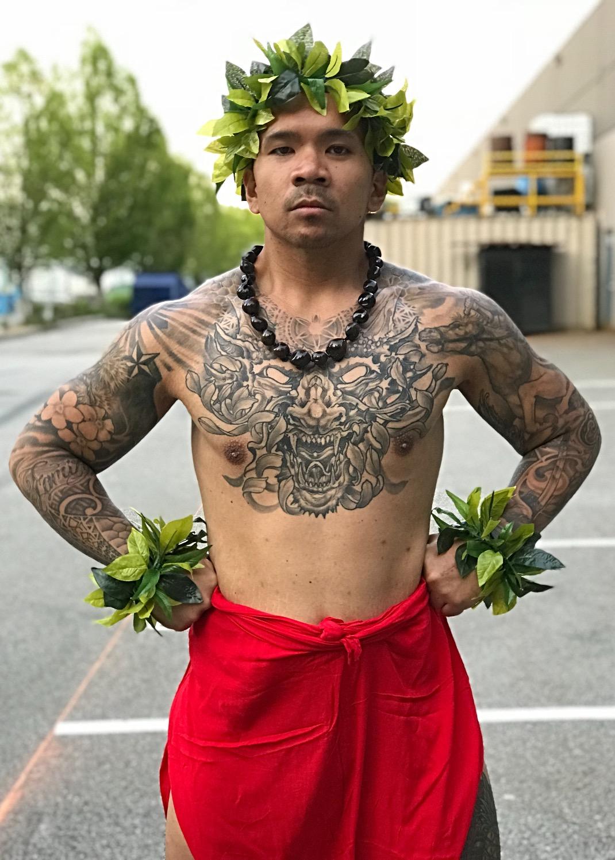 Kahiko Kane Hula