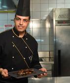 Indochine Restaurant - Le Meridien Cairo Airport