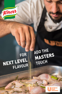 Unilever Master Of Seasoning