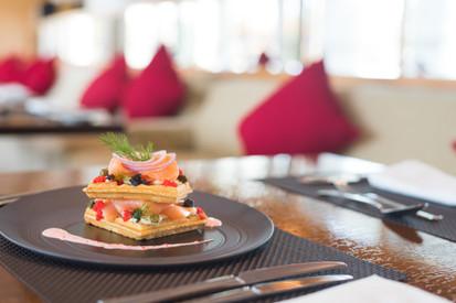 EVOO Restaurant - Le Meridien Cairo Airport