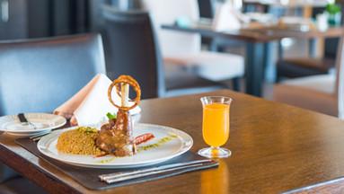 Mezzah Restaurant - Le Meridien Cairo Airport