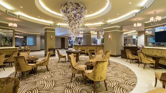 CrockFord Cairo - The Nile Ritz Carlton Hotel