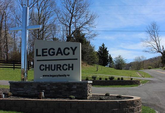 Legacy Church Wytheville Virginia