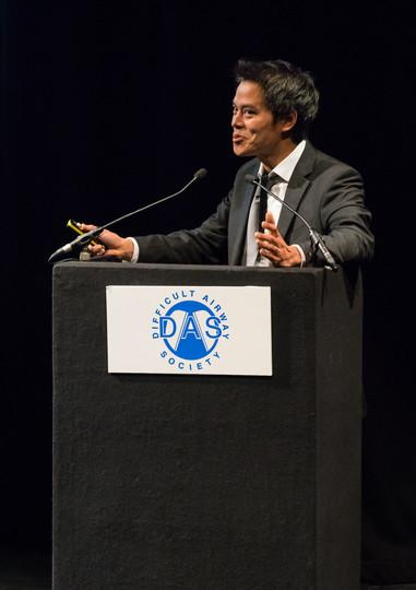 Speaker: Dr. Kevin Fong