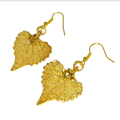 Cottonwood Gold Earrings