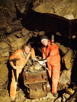 Treak Cliff Cavern, England