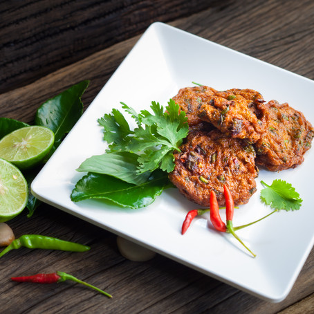 Adam's Thai Fishcake Recipe