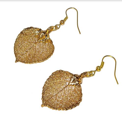 Aspen Gold Earrings