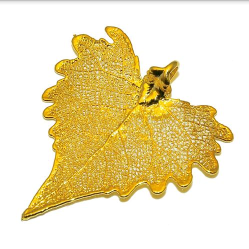 Cottonwood Gold Pendant