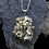 Thumbnail: Cubic Iron Pyrite 'Fool's Gold' Sterling Silver Pendant